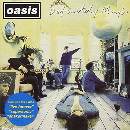 『Definitely Maybe』 Open Amazon.co.jp