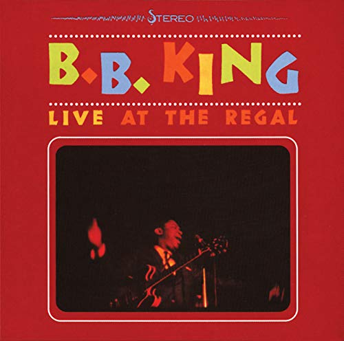 B.B.KING - Live At the Regal (1964)