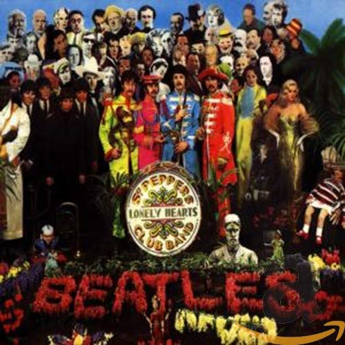 『Sgt. Pepper's Lonely Hearts Club Band』 Open Amazon.co.jp