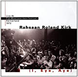 I Eye Aye Live at Montreux 1972
