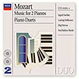 Mozart: Music for Two Pianos & Piano Duets