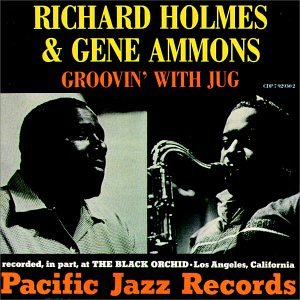 Richard Holmes & Gene Ammons/Groovin' with Jug
