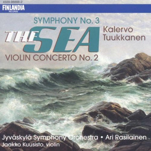 Symphony No.3, Op. 36 The Sea