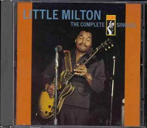 Complete Stax Singles/Little Milton