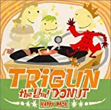 Skivomslag för Trigun: The 2nd Donut Happy Pack