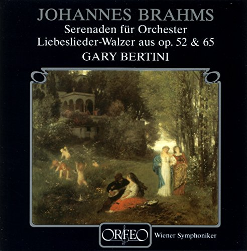 Brahms:Serenades for Orchestra