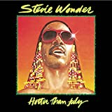 Hotter Than July by Stevie Wonder (試聴可)