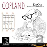 Copland-Third Symphony; Appalachian Spring Suite; Fanfare for the Common Man