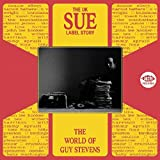 UK Sue Label Story: The World of Guy Stevens