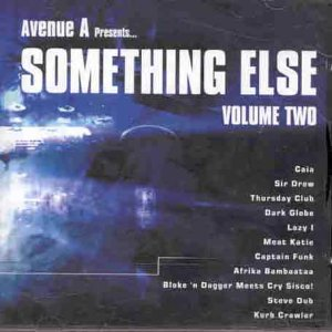 Avenue a Presents Something... [12 inch Analog]