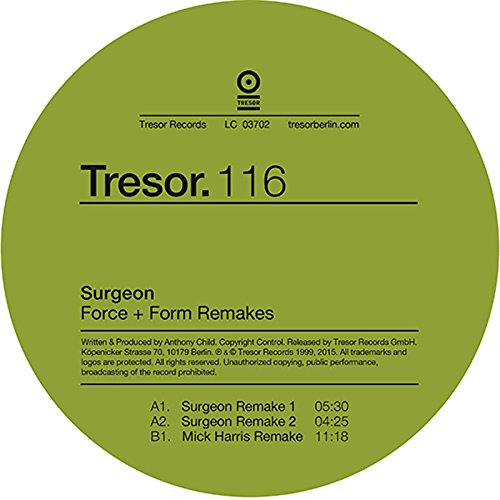 Force & Form Remakes [12 inch Analog]