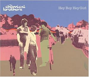 Hey Boy Hey Girl [12 inch Analog]