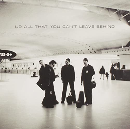 U2/All That You Can't Leave Behind