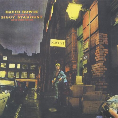 Ziggy Stardust & the Spiders.. [12 inch Analog]