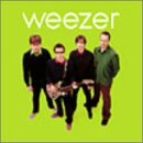 album art to Weezer (Green Album)