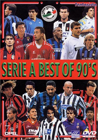 SERIE A BEST OF 90'S [DVD]