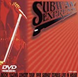 「SUBWAY EXPRESS LIVE IN HOUSE [DVD]」のサムネイル画像