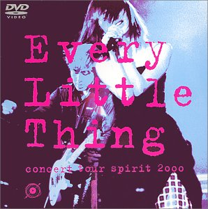 Concert Tour Spirit 2000 [DVD]