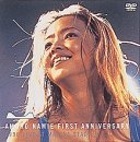 「AMURO NAMIE FIRST ANNIVERSARY 1996 LIVE AT MARINE STADIUM [DVD]」のサムネイル画像