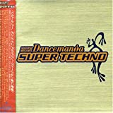 Capa de Dancemania Super Techno