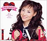 LOVE~Seiko Matsuda 20th Anniversary Best Selectionの表紙