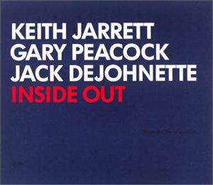INSIDE OUT/Keith Jarrett
