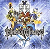 Pochette de l'album pour Kingdom Hearts Original Soundtrack (disc 1)