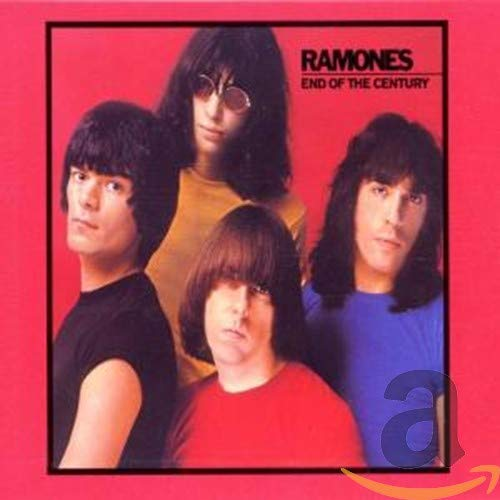 『End Of The Century』Ramones  Open Amazon.co.jp