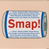 SMAP 015 / Drink ! Smap !