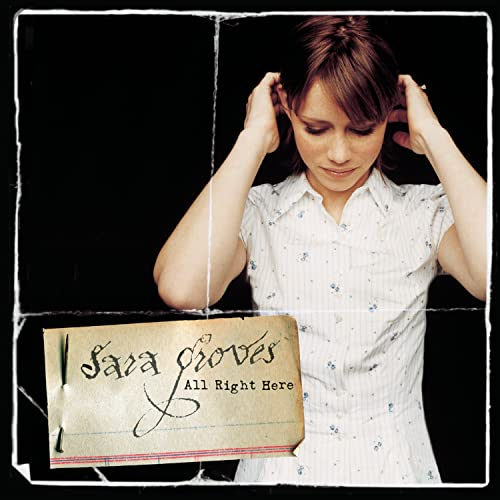 Sara Groves Fly, You cannot lose my love