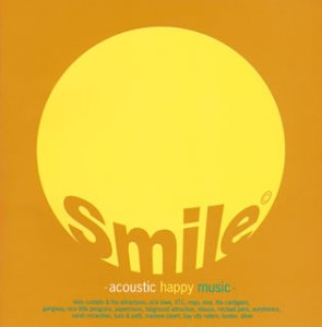Smile-acoustic happy music-