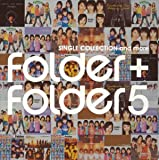 Folder+Folder5 SINGLE COLLECTION and more(CCCD)(ISBN: )CD  ¥ 2,993