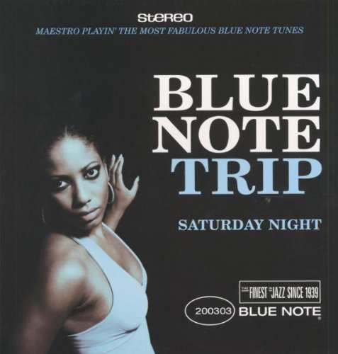 Blue Note Trip-Saturday Night/Sunday Morning [12 inch Analog]