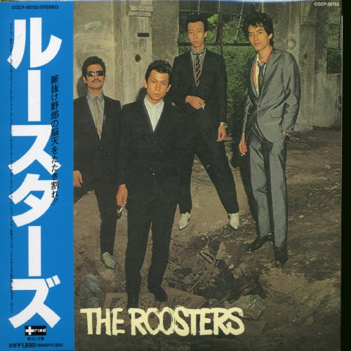 『THE ROOSTERS』 THE ROOSTERS Open Amazon.co.jp