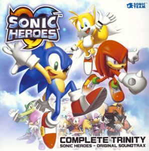 Soundtracks - Sonic Heroes - Official Soundtrack