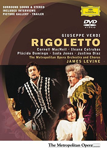 Verdi : Rigoletto [DVD] [Import]