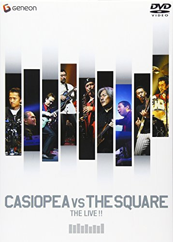 CASIOPEA VS THE SQUARE TOUR 2003 [DVD]