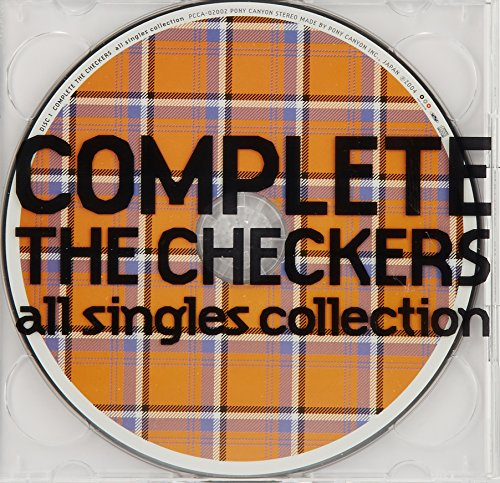 『COMPLETE THE CHECKERS ~ALL SINGLES COLLECTION』チェッカーズ  Open Amazon.co.jp