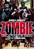 ゾンビ 米国劇場公開版 GEORGE A ROMERO'S DAWN OF THE DEAD ZOMBIE