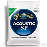 Martin アコースティックギター弦 SP ACOUSTIC?(92/8 Phospher Bronze) MSP-4000 Extra Light .010-.047