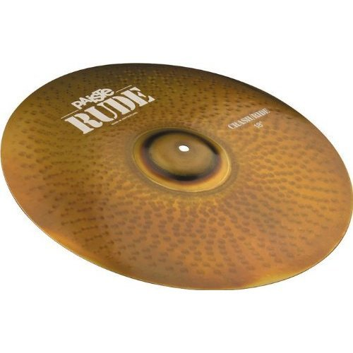 PAISTE RUDE/Crash/Ride/16