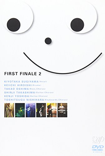 FIRST FINALE 2 [DVD]