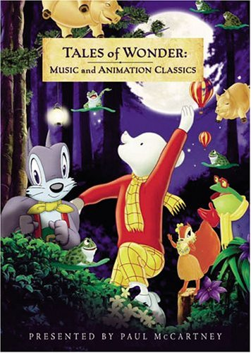 『Tales Wonder: Music & Animation By Paul McCartney (リージョン1・北米仕様)』 Open Amazon.co.jp
