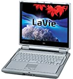NEC LaVie S (P-M725, 256MB, 15'TFT, DVD-SuperMulti, Office2003) [LS700/AD]