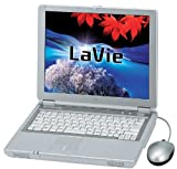 NEC LaVie L (Athlon2400+, 256MB, 14.1'TFT, DVD-SuperMulti, Office2003) [LL350/AD]