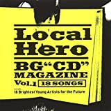 "LOCAL Hero~BG""CD""Magazine VOL.1"