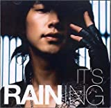 「ピ( Rain ) (3) - It's Raining / Rain vol.3 - It's Raining (韓国盤)」のサムネイル画像