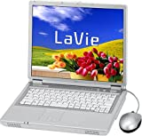 NEC LaVie L (Athlon 2400+, 256MB, 15'TFT, DVD/CDRW) [LL350/BD]