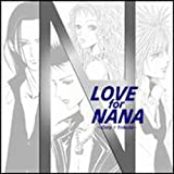 Amazon - 音楽 - LOVE for NANA 〜ONLY1 TRIBUTE〜 〜TRAPNEST〜ヴァージョン〜(初回生産限定盤) [LIMITED EDITION]