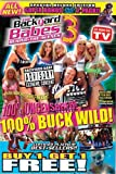 Backyard Babes: Super Bonus Pack - Vol 3 & 4 (2pc)